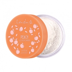 Peach Setting Powder